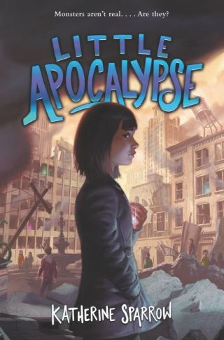 The cover of Little Apocalypse, by Katherine Sparrow.