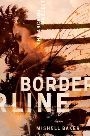 The cover of Borderline, by Mishell Baker.