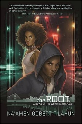 The cover of The Root, by Na'amen Gobert Tilahun.